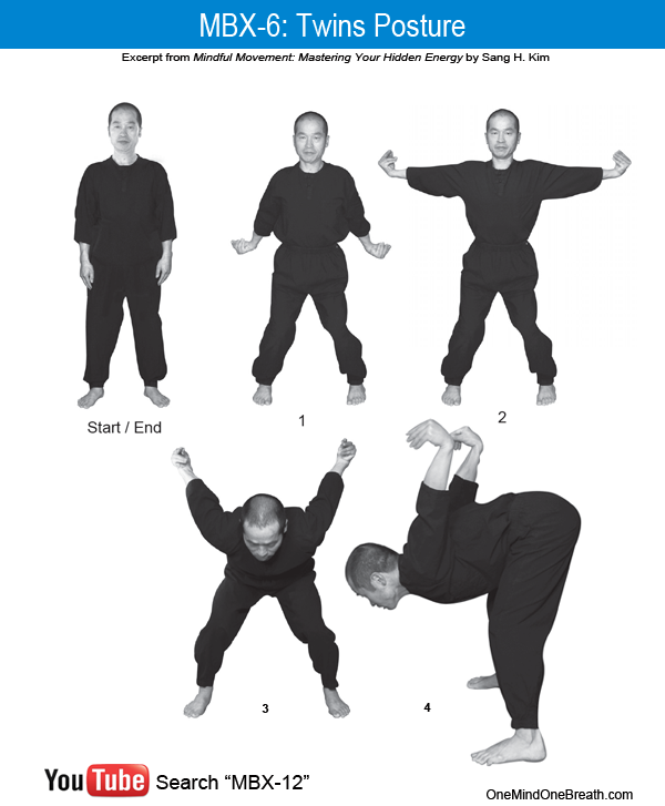 MBX 6: Twins Posture Mindful Movement by Sang H. Kim