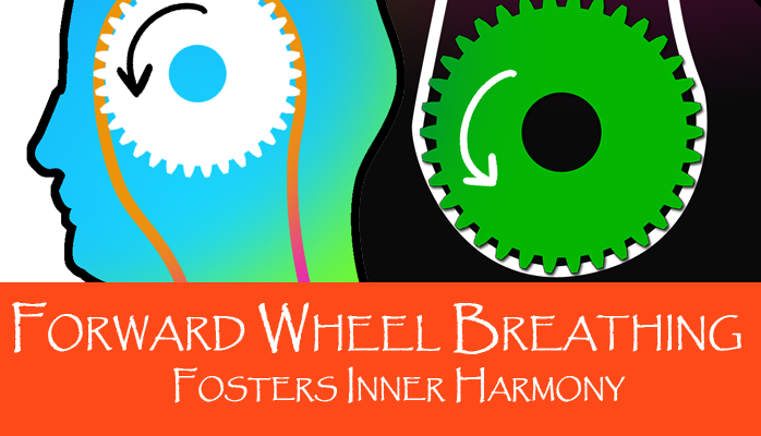 Forward Breathing Wheel