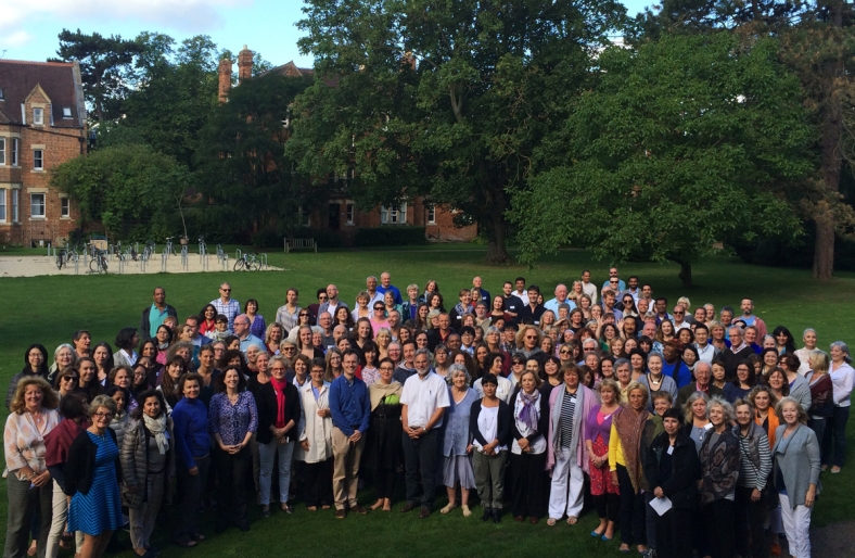 Oxford Mindfulness Summer School 2015 MBX12 Blog